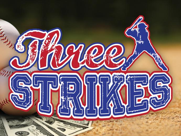 Three Strikes – Thursdays