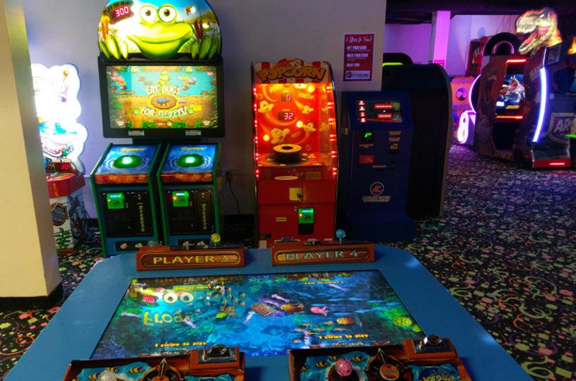 Arcade - Seven Clans Casino Thief River Falls