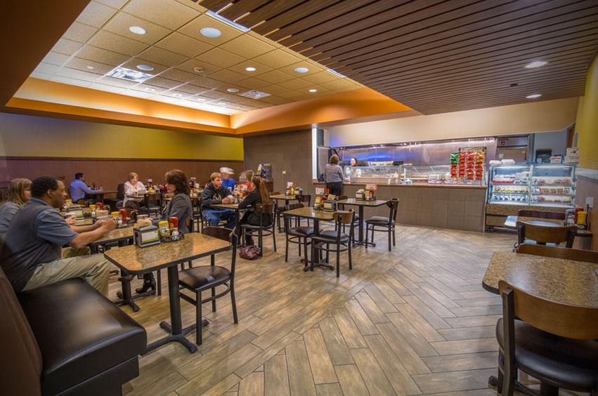 Cattail Café – Seven Clans Warroad