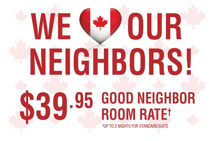 Good Neighbor Hotel Special