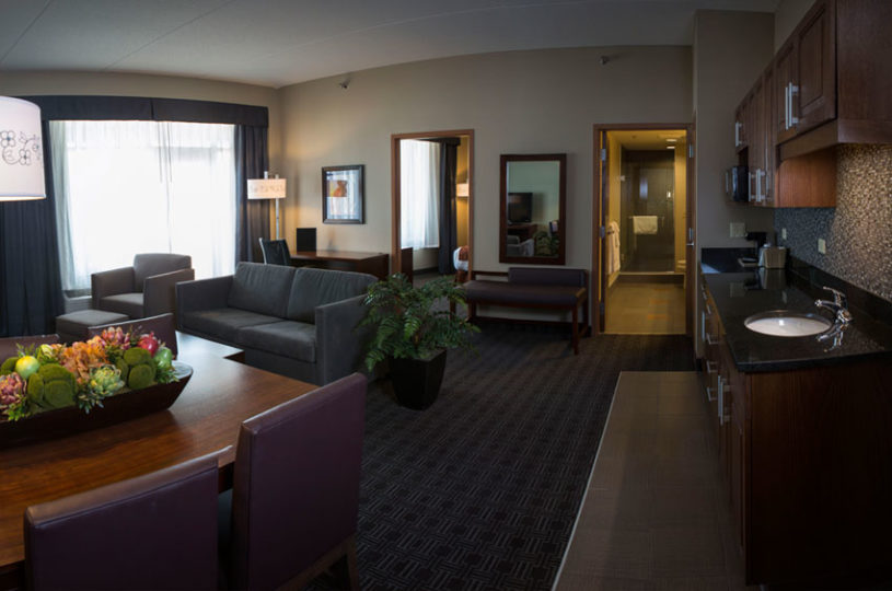 Lake View Suite - Seven Clans Warroad